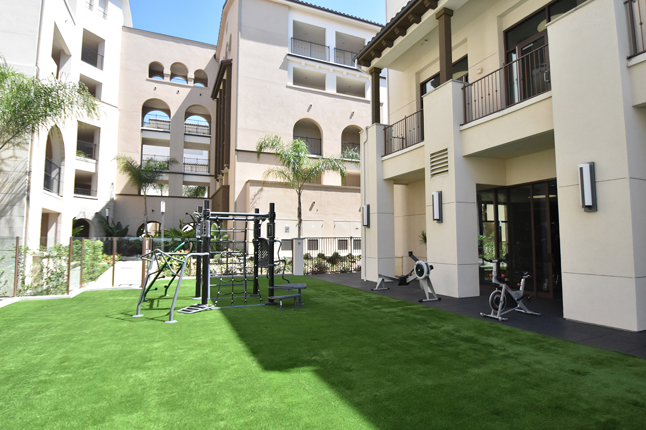 Multi-Purpose Outdoor Fitness Gym